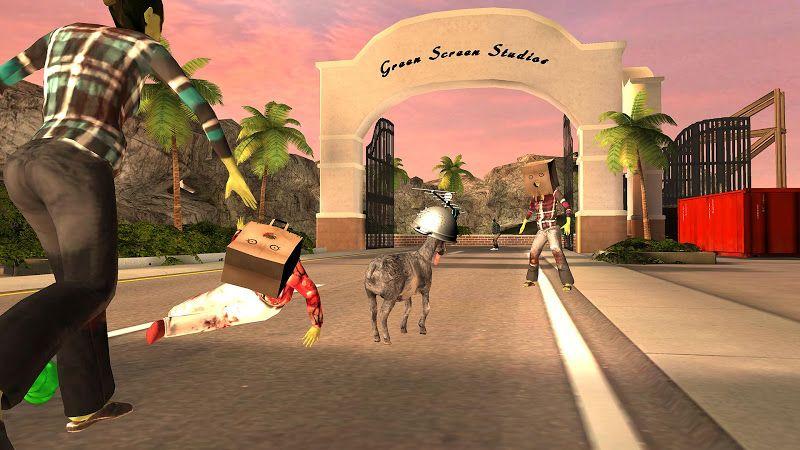 Goat Simulator GoatZ v1.3.4 + data