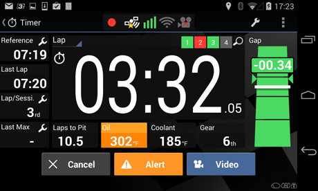 Harry's LapTimer Rookie v19.0.4
