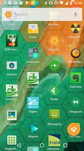 Hexy Launcher v0.10