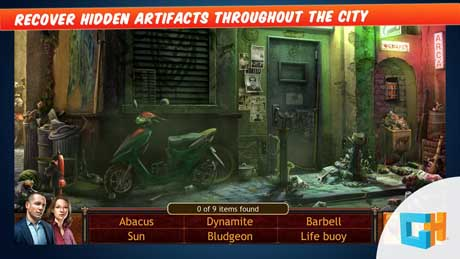 Hidden Artifacts v1.2 + data
