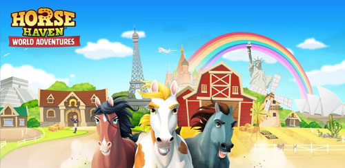 Horse Haven World Adventures v6.7.0 + data