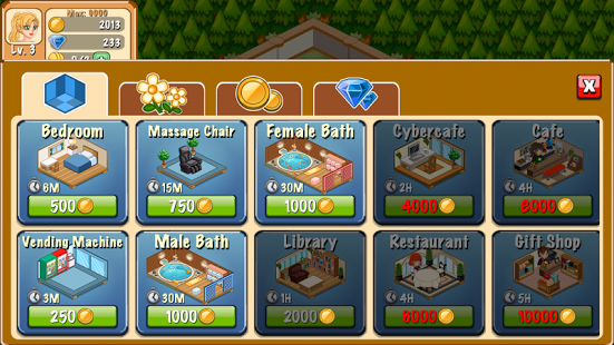 Hotel Story: Resort Simulation v1.9.2D