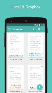 JotterPad X Writer v11.4.14