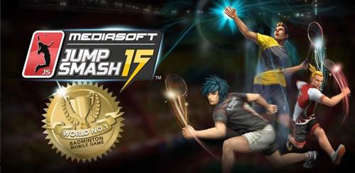 بازی بدمینتون Li-Ning Jump Smash™ 15 v1.1.2