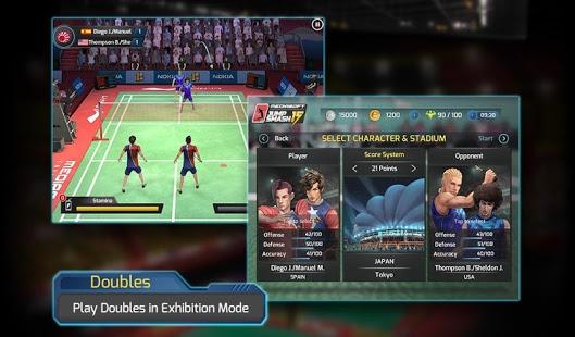 Li-Ning Jump Smash™ ۱۵ v1.1.2 + data