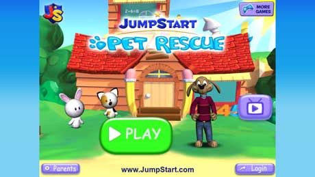 JumpStart Pet Rescue v1.1.0 + data
