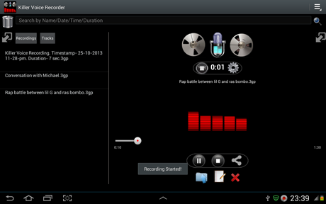 Killer Voice Recorder Pro v1.1.8