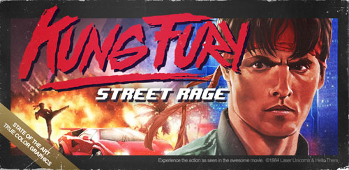 Kung Fury: Street Rage v1.21