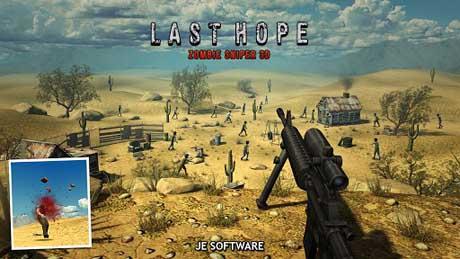 Last Hope – Zombie Sniper 3D v5.13