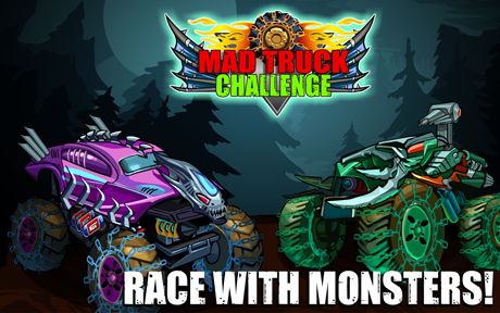 Mad Truck – Hill Climb Racing v4.3