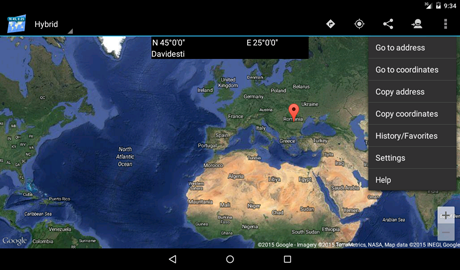 Map Coordinates Pro v4.3.8