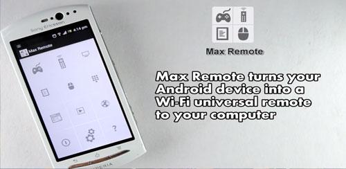 Max-Remote