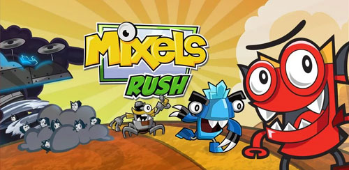 Mixels Rush v1.1