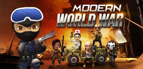 Mordern World War: Attack Fire v1.8