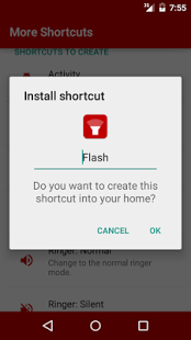 More Shortcuts v1.2.1
