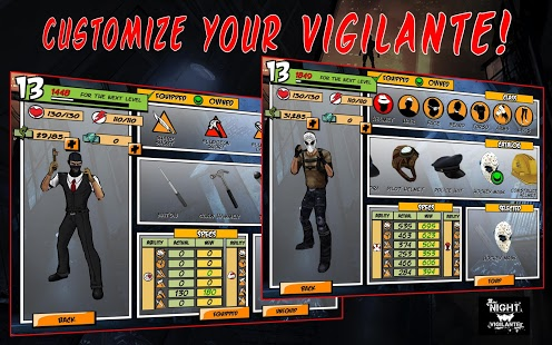 Night Vigilante v1.0.8 + data