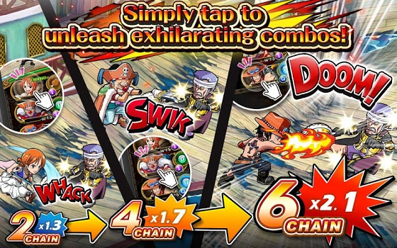 One Piece Treasure Cruise v7.0.0