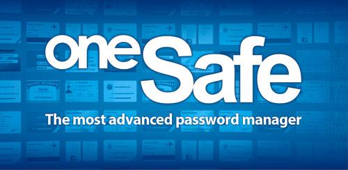oneSafe | password manager v1.3.b82