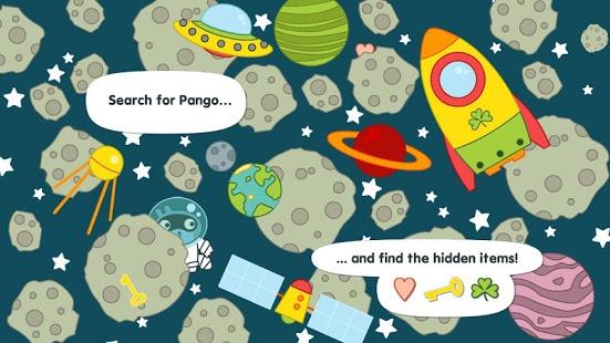 Pango Hide and seek v1.5