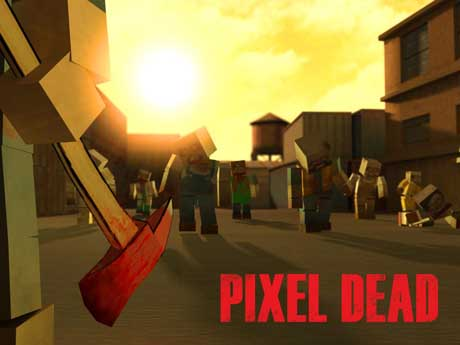 Pixel Dead – Survival Fps v2.3