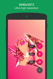 PolyWally – UHD Wallpapers v1.1