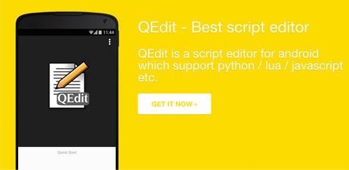 QEdit Script Editor (Pro) v1.3