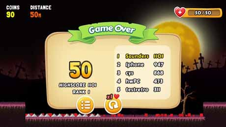 Retro Arcade Dash Hard Core v1.61