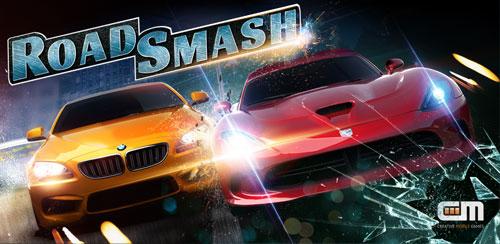 بازی مسابقه دیوانه وار Road Smash: Crazy Racing! 1.8.40
