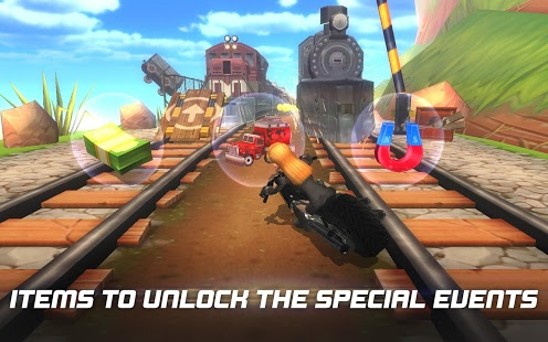 Rush Star – Bike Adventure v1.5 + data