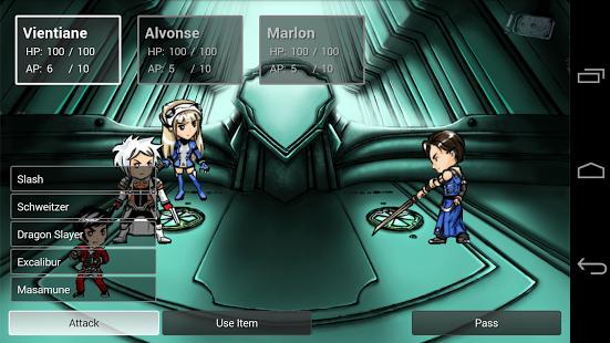 Sage Fusion 2 (RPG VN) v1.1 + data