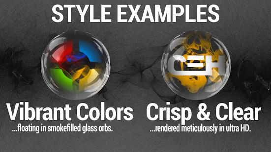 Smoke & Glass Icon Pack v34