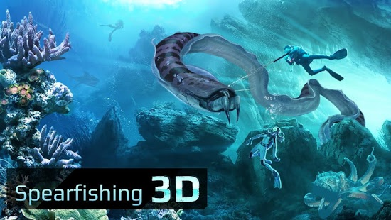 Spearfishing 3D v1.3