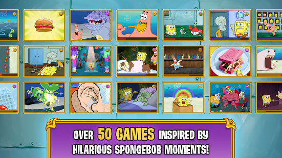 SpongeBob's Game Frenzy v1.0.52 + data