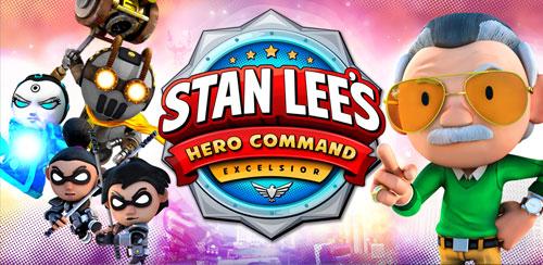 Stan Lee's Hero Command v43 + data