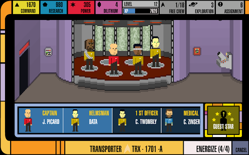 Star Trek Trexels 1.6