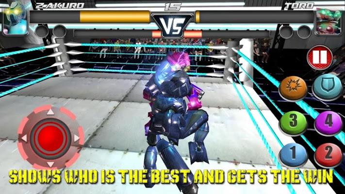 Steel Street Fighter Club Pro v1.4