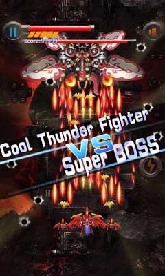 Thunder Fighter X v1.1