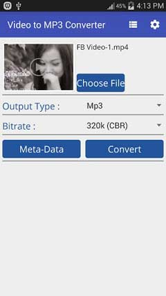Video to MP3 Converter 1.5.4