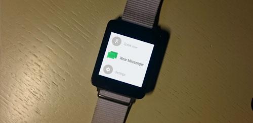 دانلود ویر مسنجر Wear Messenger v2.6.0
