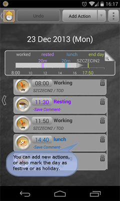 Worked Time Pro v3.373