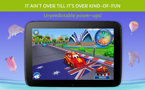 World Racers family board game v1.0