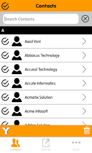 eContacts:Phonebook Backup Pro v5.3