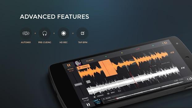 edjing PRO – Music DJ mixer v1.5.0