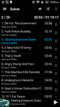 GoneMAD Music Player FULL v2.2.3