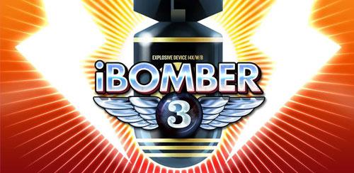 بازی بمباران هوایی iBomber 3 v1.00