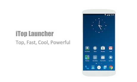 iTop Launcher – Lollipop style Prime v1.1