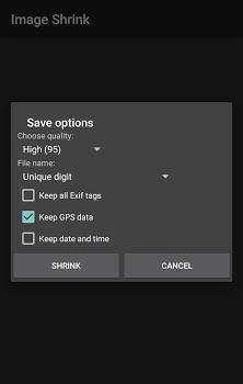 Image Shrink — Batch resize v2.6.2.00