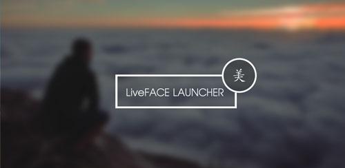 liveFace-Launcerh