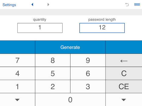 Password Generator v2.0.3