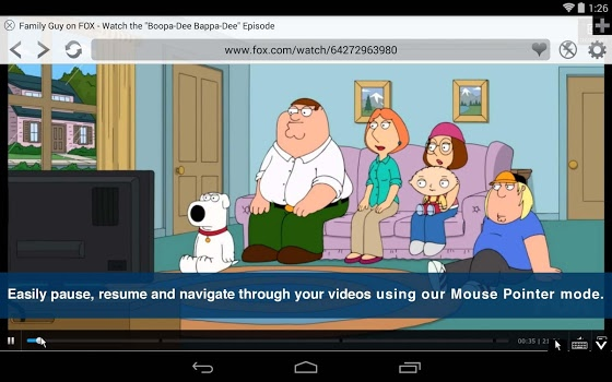 Safe Browser Parental Control v1.3.2